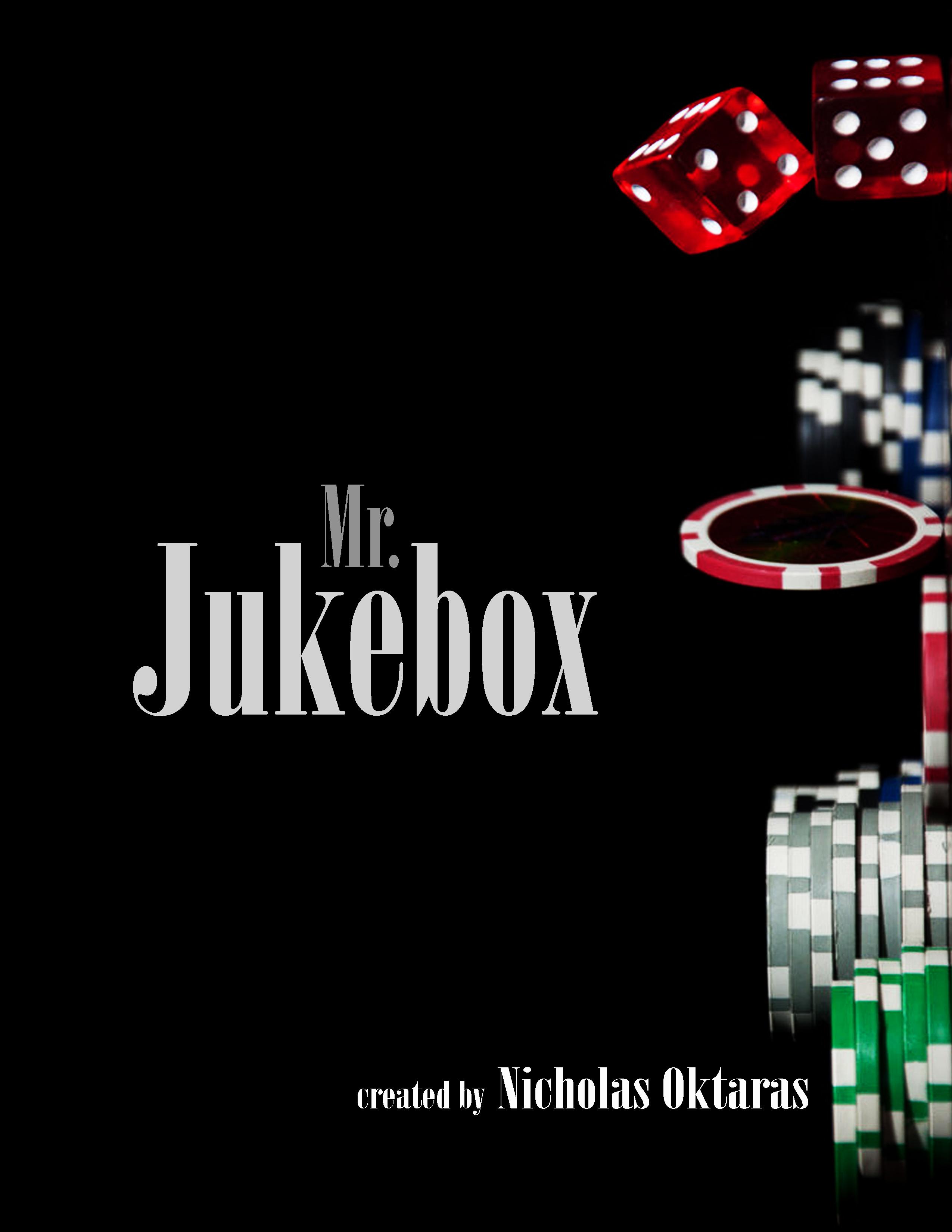 Mr Jukebox TV Show written and created by Nicholas Oktaras